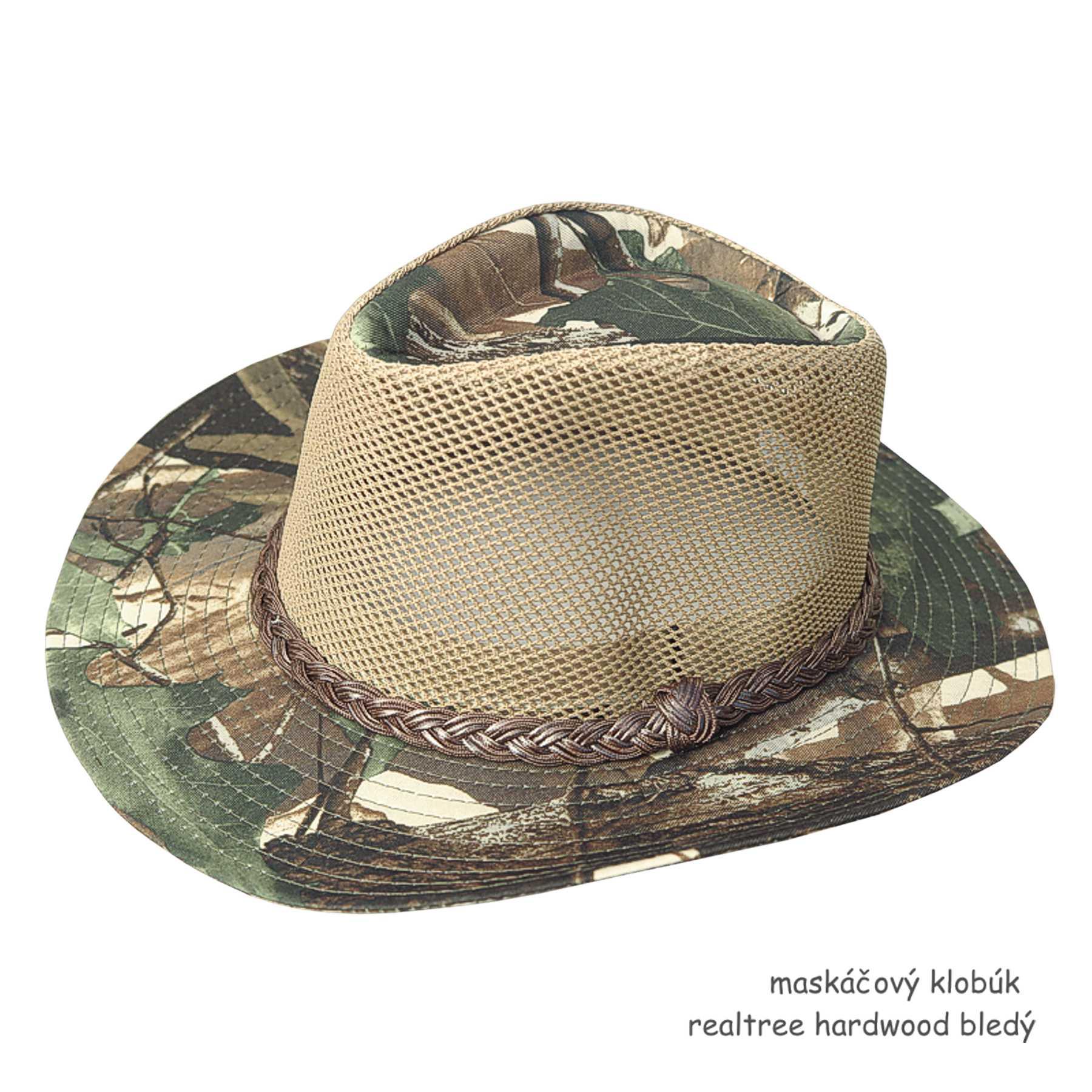 473dc166f maskáčový klobúk realtree hardwood bledý