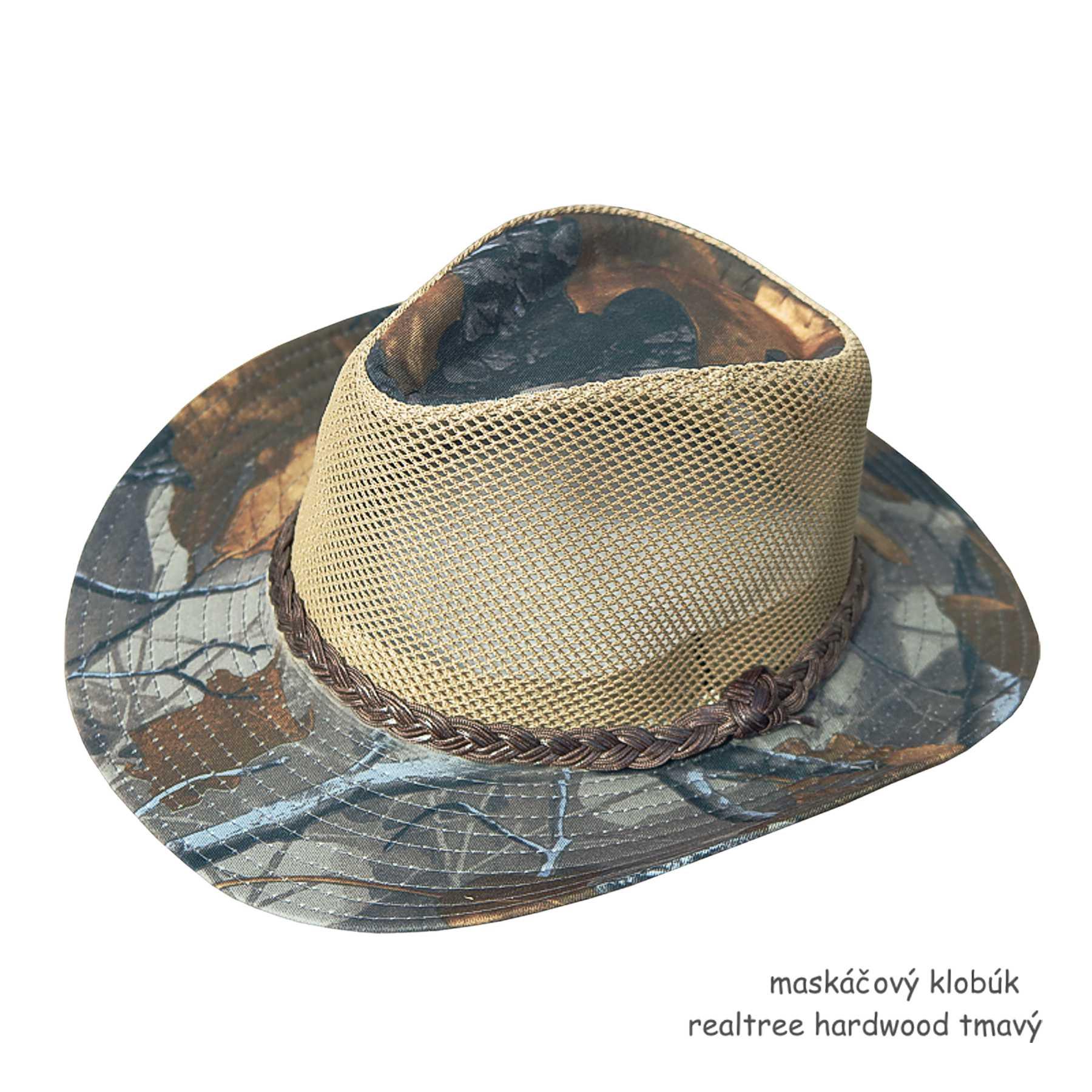 bf0e5286a maskáčový klobúk realtree hardwood tmavý | eOBCHOD a veľkoobchod
