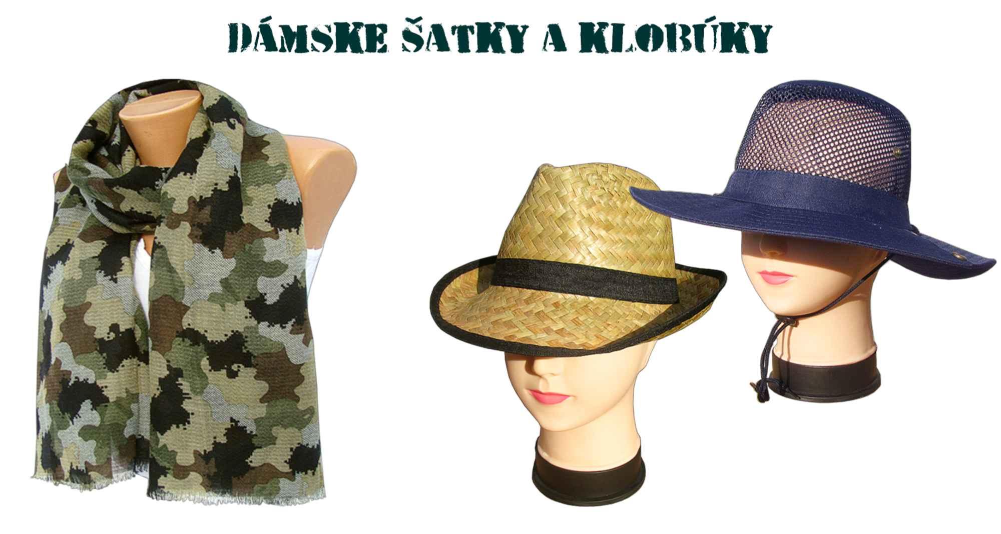 30d2741af Šatky a klobúky Eshop a veľkosklad oblečenie Tifantex