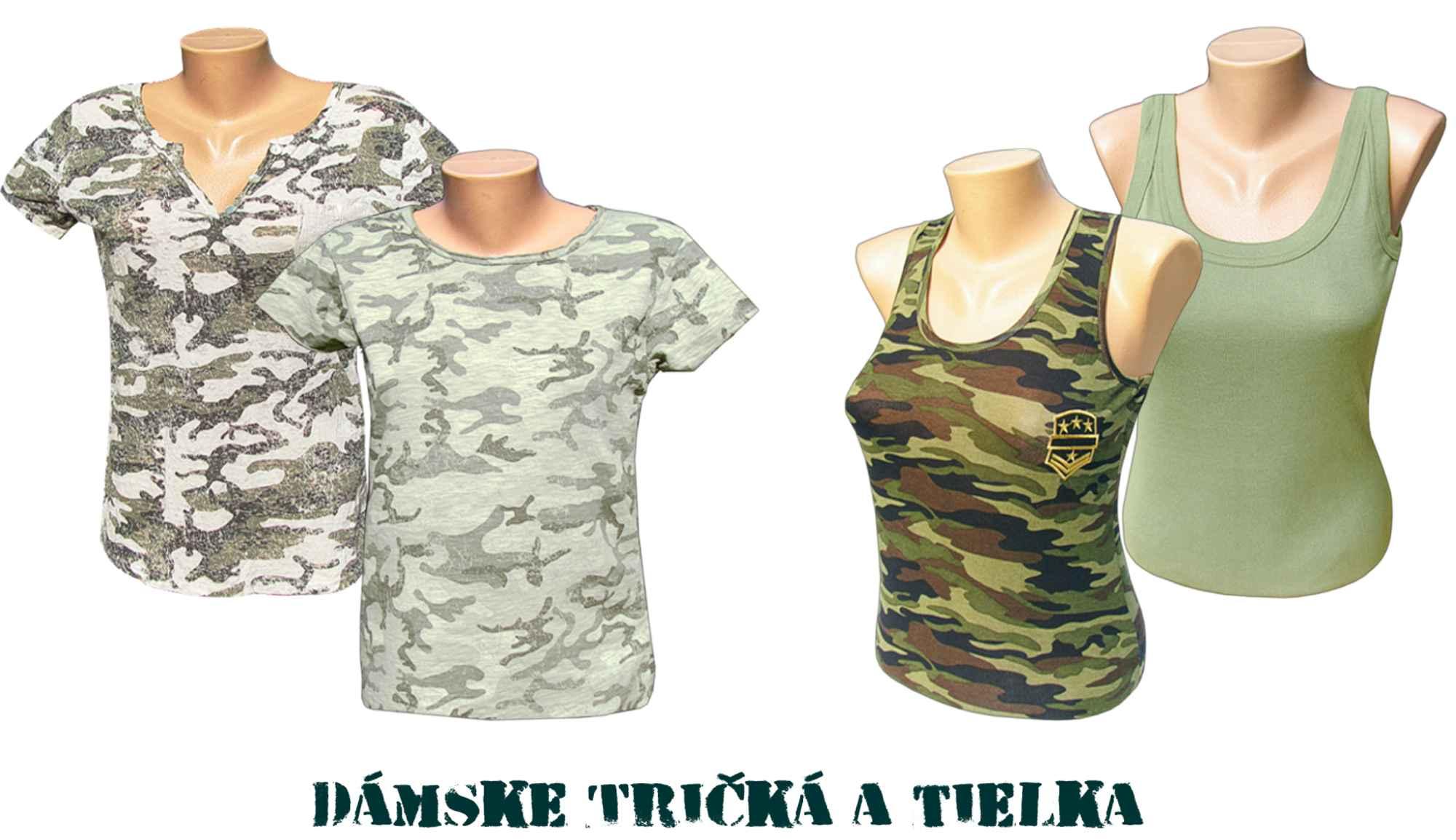 4a08e399bfa1 Dámske tričká a tielka veľkosklad Tifantex oblečenie