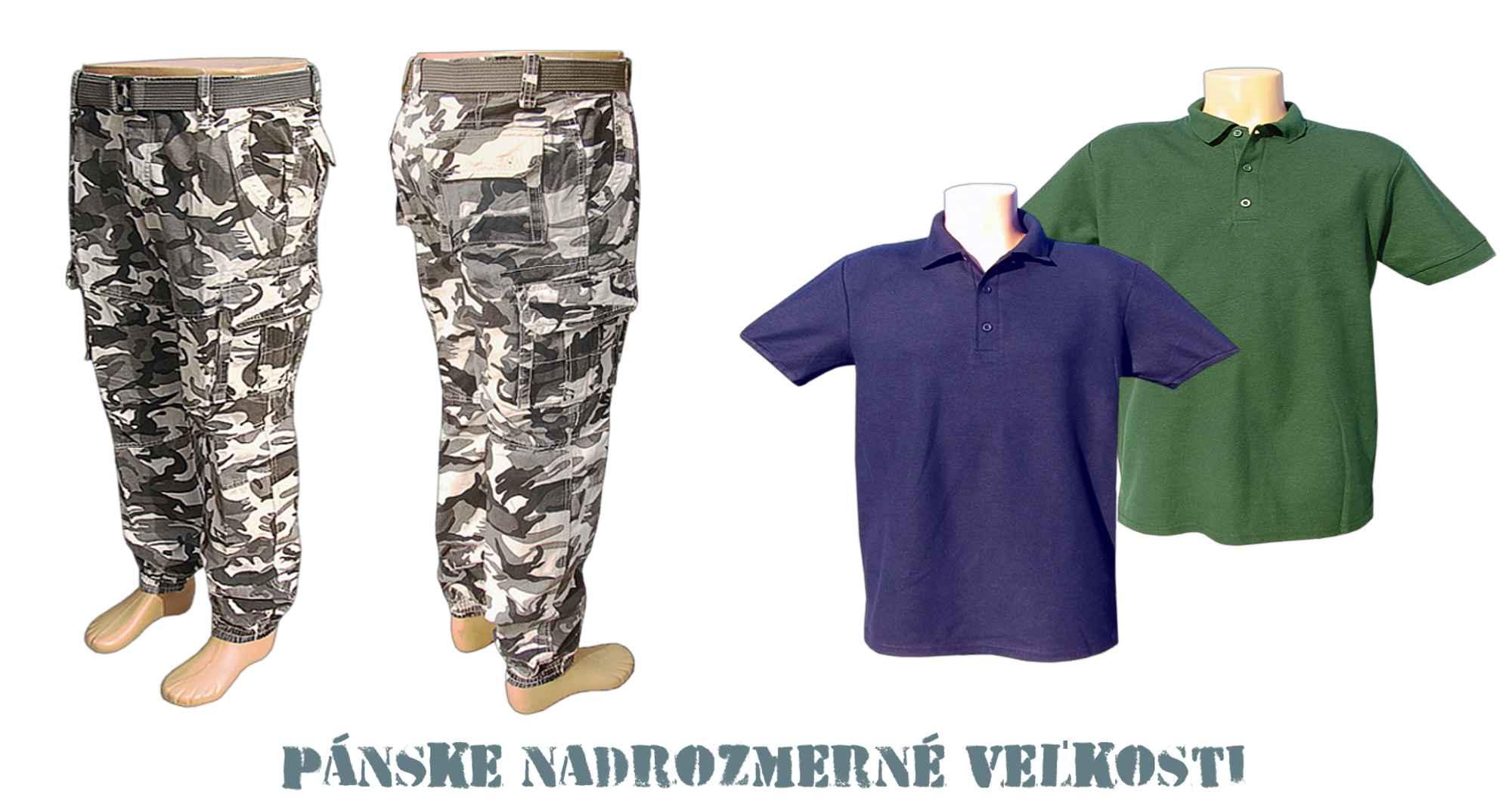 cce5251e940c XXL oblečenie Eshop a veľkosklad odevov Tifantex