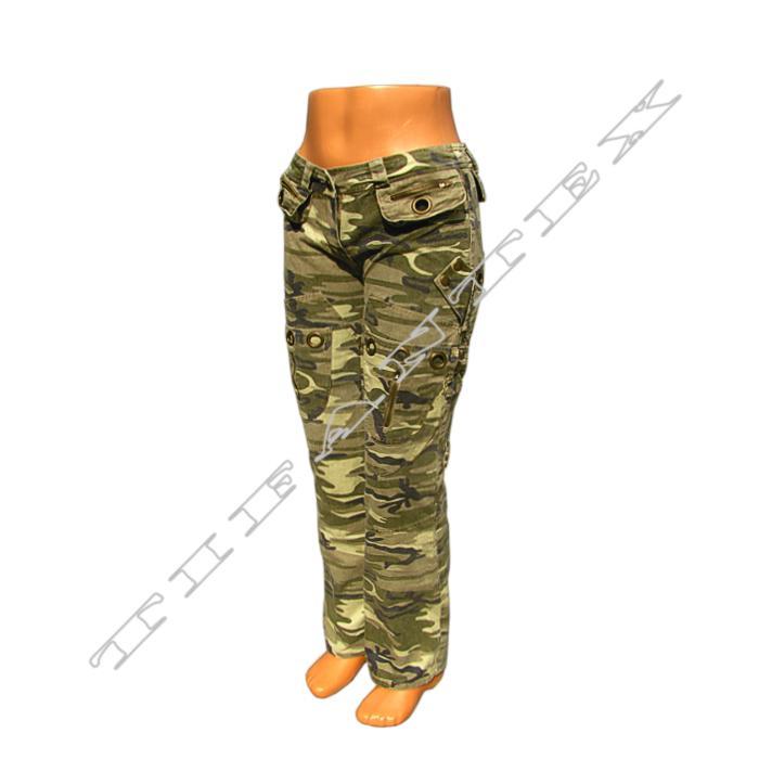 9557607d0 dámske maskáčové nohavice VIP Fashion -45% | eOBCHOD a veľkoobchod