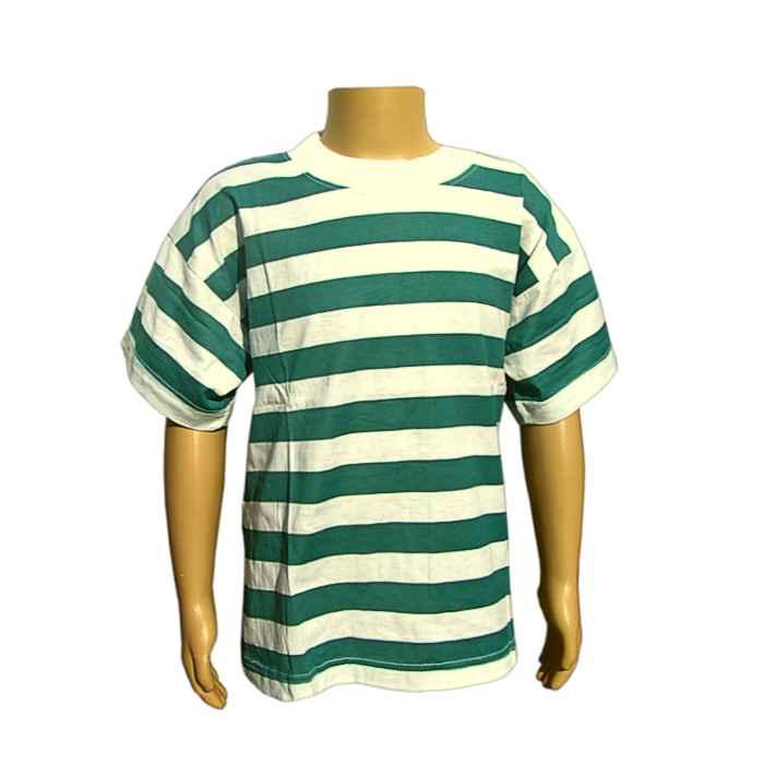501b1732d4c6 Tričko detské TEAM zelenobiele