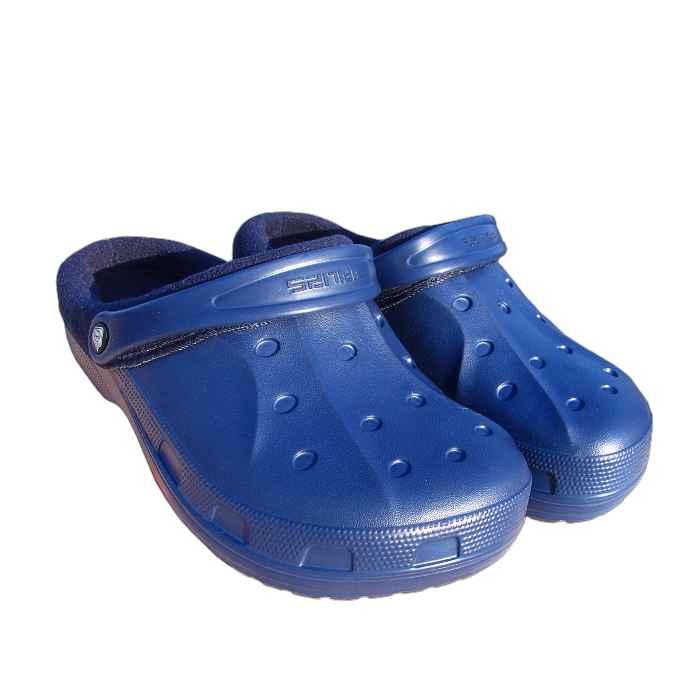 Šľapky KROXY pánske zateplené modré 2SURF 19a61d62f0e
