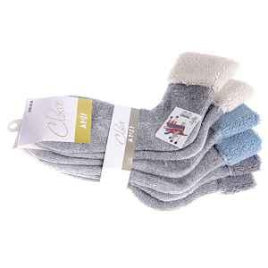 678dc8638197 Dámske ponožky z ovčej vlny 3 ks zn Footstar Norweger