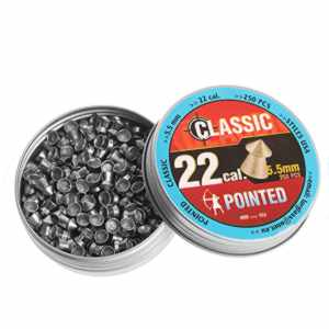 Diabolky Pointed Classic cal.5,5mm 250ks